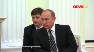 [TRONG NGOẶC KÉP] Ý nghĩa chuyến thăm Nga của Tổng thống Syria Assad