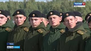 Губернатор Александр Бурков побывал в Омском автобронетанковом инженерном институте