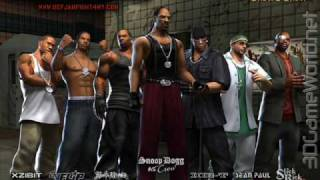 Def Jam Fight For NewYork Soundtrack - See about ya - Beezle feat. Bonecrusher