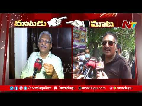 Prakash Raj craving for publicity, says MAA election officer Krishna Mohan; actor counters him