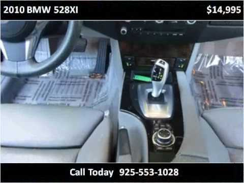 2010 BMW 528XI Used Cars San Ramon CA