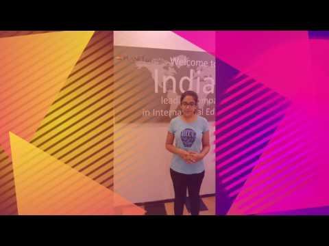 Students talk about Planet Education | Vrushti