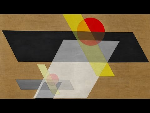 Moholy-Nagy: Exhibition Overview at the Guggenheim