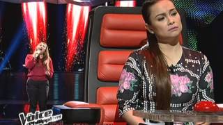 Faith Cuneta tries out for Voice PH
