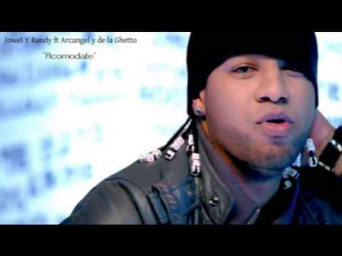 Jowe Y Randy ft Arcangel y De la ghetto ★Reggaeton 2013★