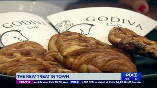 Godiva Cafe: A new treat in town
