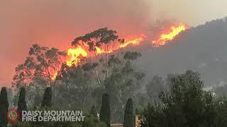Thomas Fire 2017