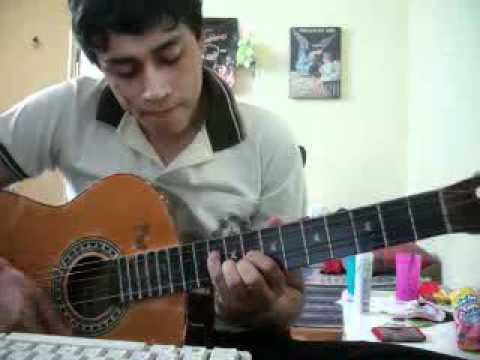 calle 13 muerte en hawaii cover guitarra