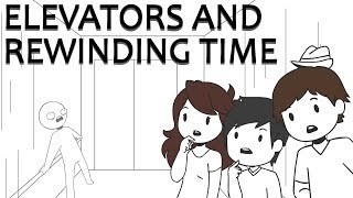 Hypotheticals: Elevators and Rewinding Time (ft. FootofaFerret + JaidenAnimations)