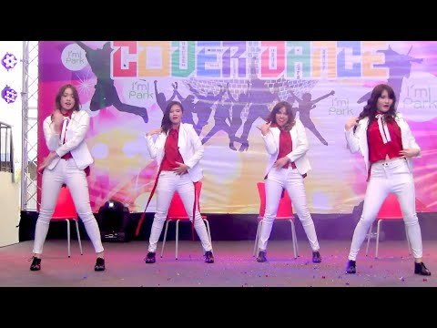 141122 Redness Me cover Red Velvet - Happiness + Be Natural @I'm Park Cover Dance (Final)
