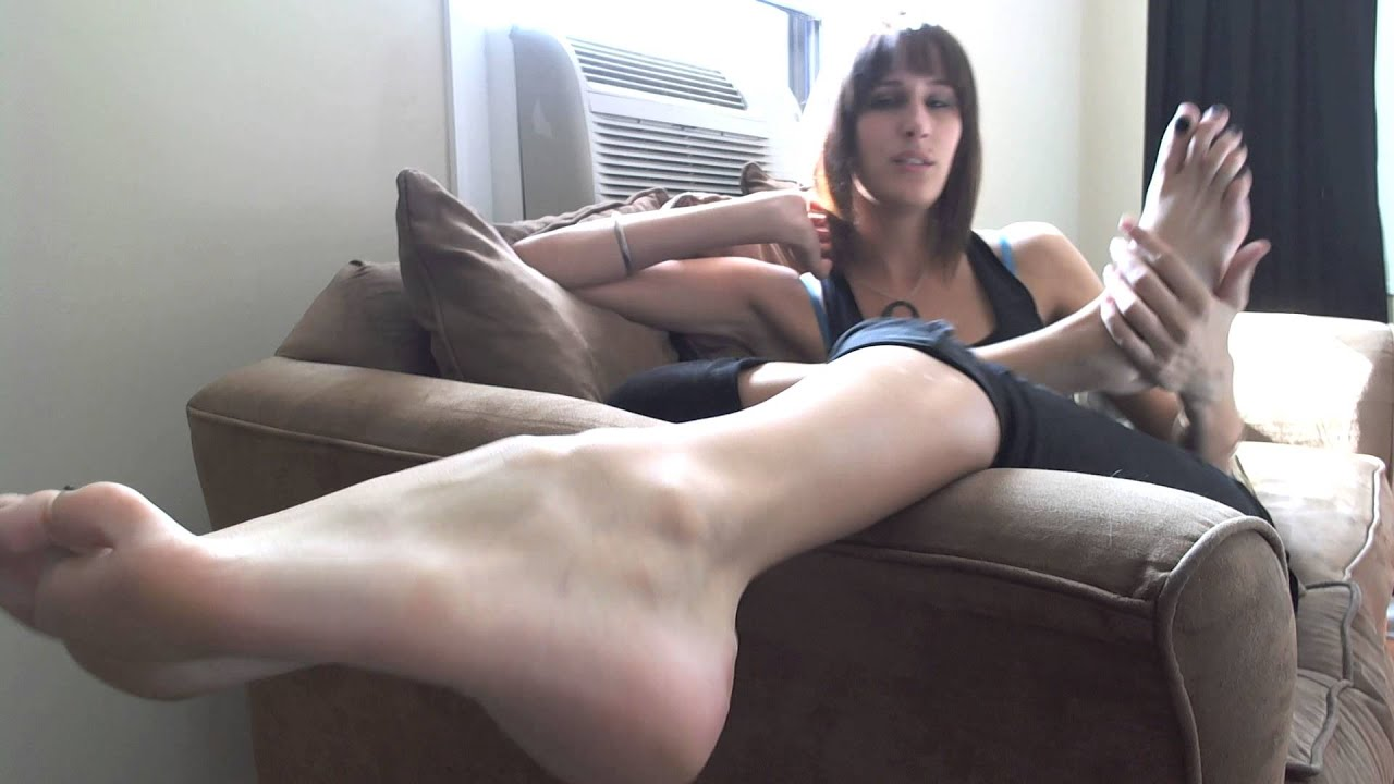 Lick Smelly Feet 121