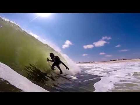 Kyle Calandra Go Pro: NJ Spring Barrels