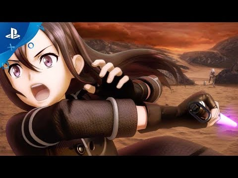 Sword Art Online: Fatal Bullet Video Screenshot 2