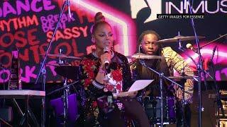 Janet Jackson surprises Missy Elliott with Essence honor