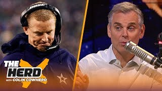 Colin Cowherd plays the 3-Word Game after NFL Week 16 | NFL | THE HERD