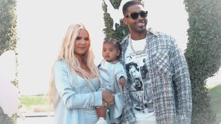 Khloe Kardashian Reveals Tristan Thompson Tried to Kiss Her Ahead of True's 1st Birthday
