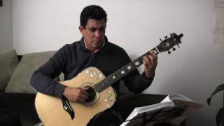 Relaxing Guitar Song No. 14, by Rafael Scarfullery, Therapeutic Music