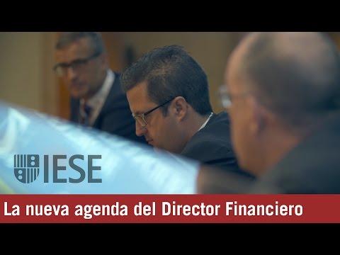 La nueva agenda del Director Financiero