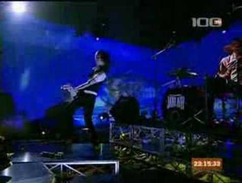 JANE AIR - Sed Non Satiata (live)
