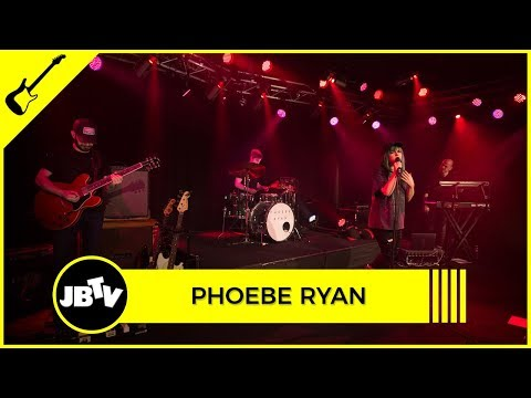 Phoebe Ryan - Be Real | Live @ JBTV