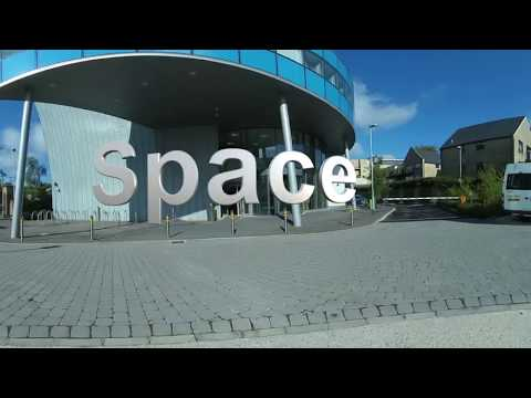360 Tour Of The Space Building