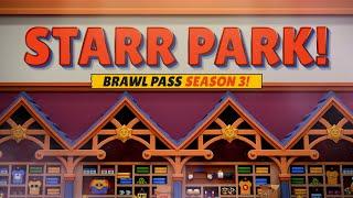 Brawl Stars Animation: Season 3 - Welcome to Starr Park!