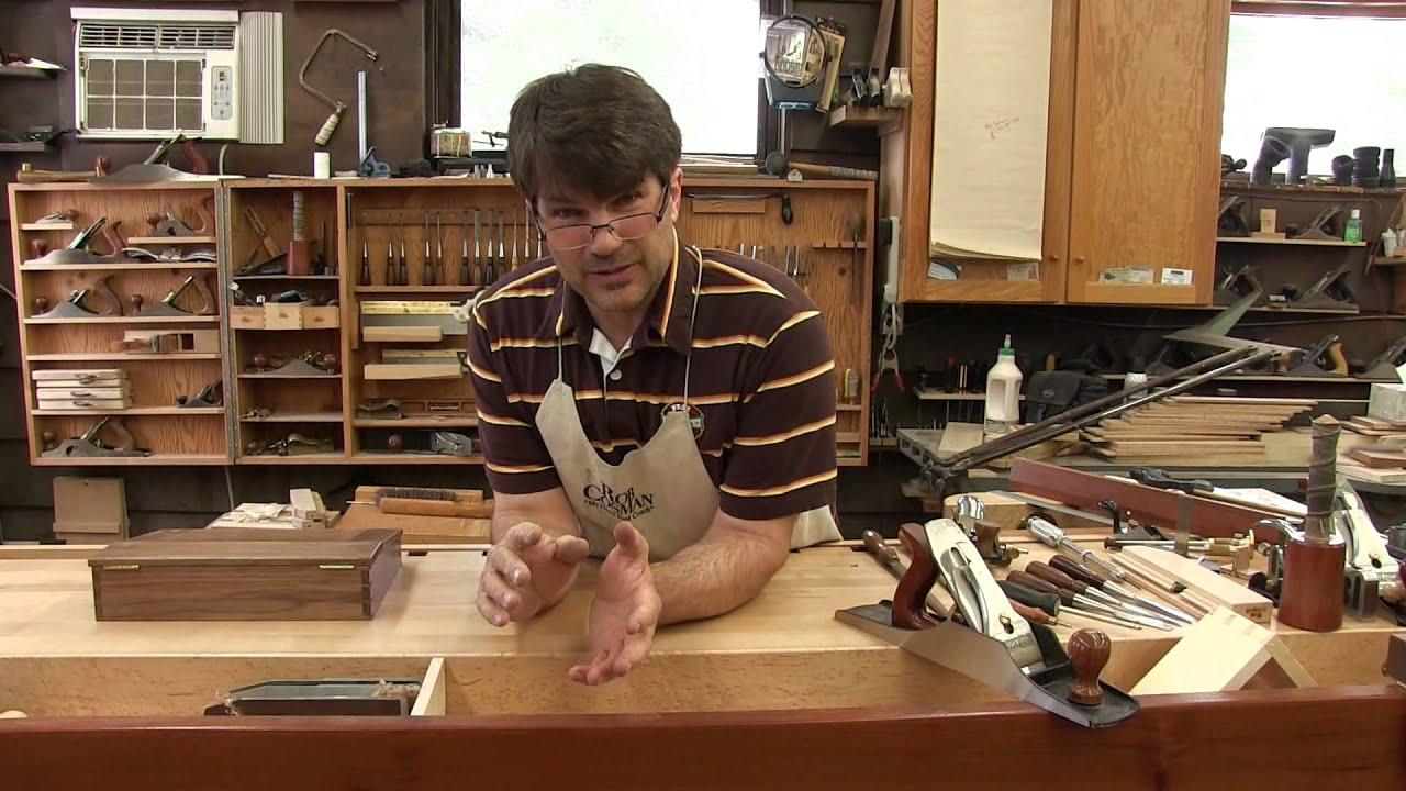 Rob Cosman's Advanced Hand Tool Workshop, 2014