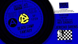 Hot Snakes - Death Camp Fantasy