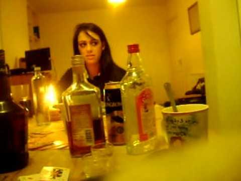 Brockton Girls Gets Teabagged