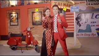 Cô Ba Sài Gòn | Lan Ngọc & S.T hào hứng cover vũ đạo nhạc phim Cô Ba Sài Gòn