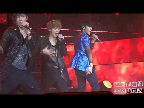 121013 EXO-M Luhan - MAMA @ KCON '12