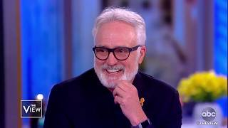 Bradley Whitford On Border Wall and 'Valley Of The Boom' | The View