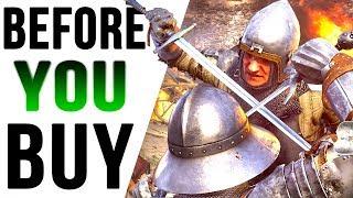 Kingdom Come: Deliverance - Before You Buy!