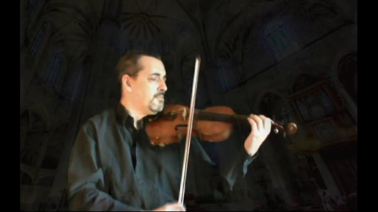 Pachelbel - Canon in D - Violin & Organ - YouTube