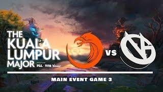 [DOTA 2] TNC Predator vs Vici Gaming : The Kuala Lumpur Major - Main Event Day 4 Game 3