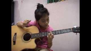 Haru Haru guitar - Đoàn Mỹ Duyên
