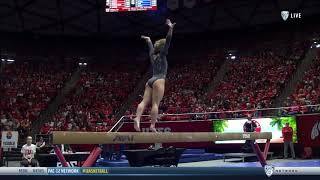 Katelyn Ohashi 2019 Beam vs Utah 9.925