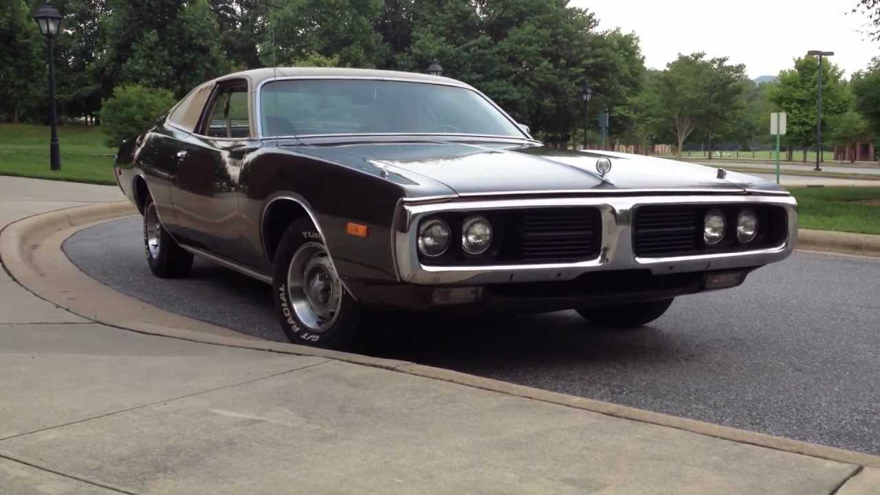 For Sale 1974 Dodge Charger Se Walk Around Youtube