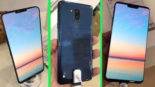 تسريبات هاتف ال جي جي 7 | LG G7     -