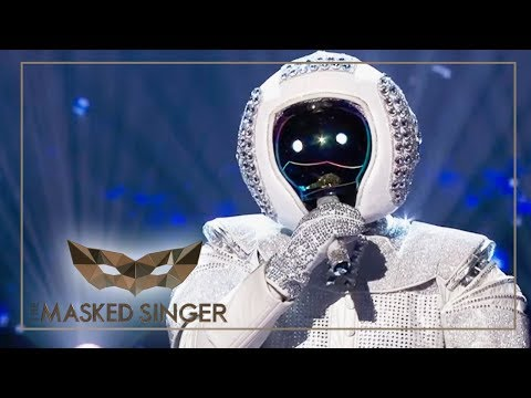 Hello - Adele   Astronaut Performance   The Masked Singer   ProSieben