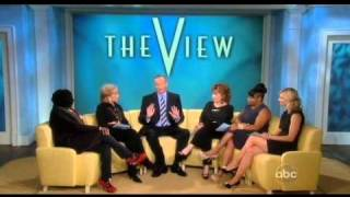 The View; Oreilly Fight, Joy Whoopi Walk Off 10-14-10
