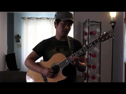 Baixar The Way (Ariana Grande ft. Mac Miller)- Looped Acoustic Guitar Jam - Andrew Chae