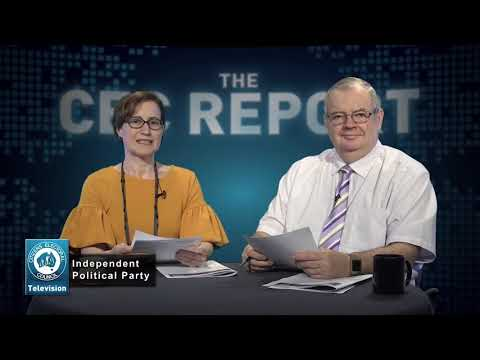 19 October 2018 - The CEC Report - Bankers warn we're not ready for crisis / TPP is colonial looting