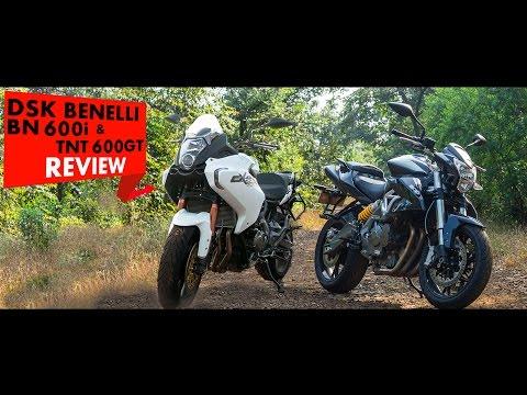 DSK Benelli BN600i & TNT 600GT : Review : PowerDrift