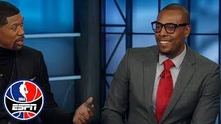 Paul Pierce defends JR Smith throwing soup at assistant coach Damon Jones   NBA Countdown   ESPN
