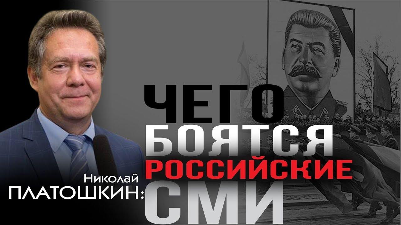 Николай Платошкин. Сталин и комплекс неполноценности российской элиты