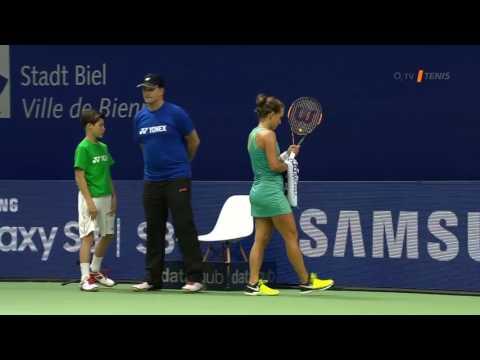 Barbora Strycova vs Julia Goerges