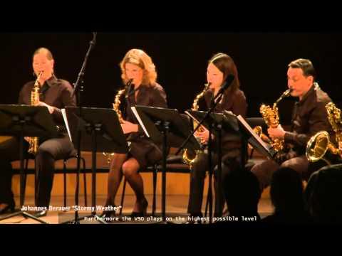 VIENNA SAXOPHONIC ORCHESTRA TRAILER 2013