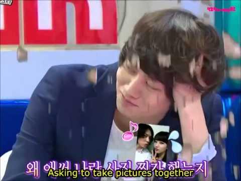 [ENG] 111005 Miss A's Suzy Sings Goodbye Heechul