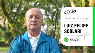 Mix Palestras | Meet the Managers | Luiz Felipe Scolari